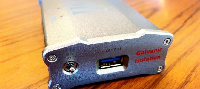 コスパ抜群でリックロックもできるiFi AudioのUSBアイソレータであるnano-iGalvanic3.0を試してみたぞ!!