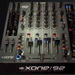 これもまた、実に音を楽しみたくなるDJミキサーである。XONE:92L
