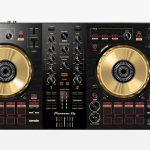 大人気DJコントローラーに台数限定ゴールドカラー登場!Pioneer DJ、DDJ-SB3-N。