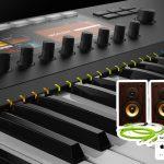 MIDI鍵盤KOMPLETE KONTROL Sシリーズの特別セット登場!