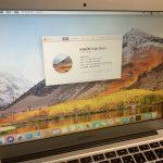 Macbook airを修理してDJ用のPCにしよう!