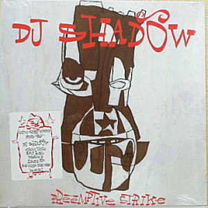 商品詳細 : DJ SHADOW(2LP) PREEMPTIVE STRIKE