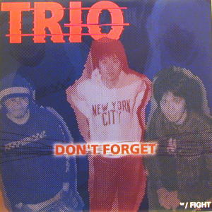 商品詳細 : TRIO(EP) DON'T FORGET