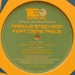 ���i�ڍ� �F MARKUS ENOCHSON FT. DEMETREUS(12) YOU'LL SHINE EP