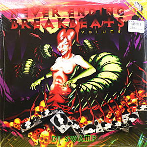 商品詳細 : DJ SWAMP(2LP) NEVER ENDING BREAKBEATS VOL.4