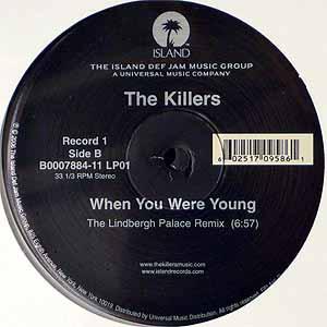 商品詳細 : 【OTAIRECORD ULTRA VINYL SALE!枚数限定20%OFF!】THE KILLERS(12-2) WHEN YOU WERE YOUNG