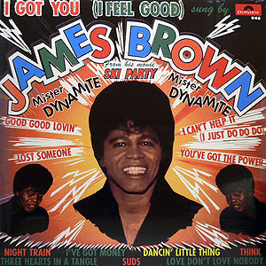 商品詳細 : JAMES BROWN(LP) I GOT YOU (I FEEL GOOD)