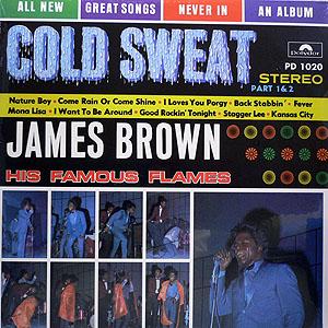 商品詳細 : JAMES BROWN(LP) COLD SWEAT