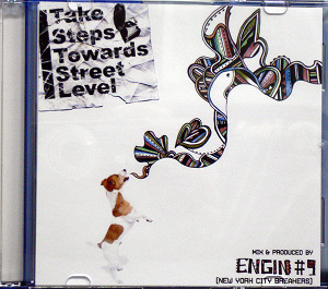 商品詳細 : ENGIN #9(MIX CD-R) TAKE STEPS TOWARDS STREET LEVEL