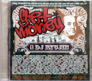 商品詳細 : DJ RYUJIN(MIX CD) GET MONEY