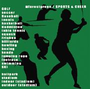 商品詳細 : FORESTGREEN (CD)  SPORTS&CHEER