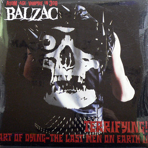商品詳細 : BALZAC(2LP) TERRIFYING !