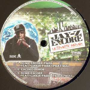 JAY-Z / LINKIN PARK(12) ULTIMATE REMIXES / NUMB ENCORE / SHOW ME