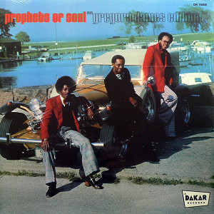 商品詳細 : 【OTAIRECORD ULTRA VINYL SALE!枚数限定20%OFF!】GREGORY JAMES EDITION(LP) PROPHETS OF SOUL