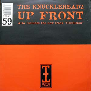 商品詳細 : 【USED】THE KNUCKLEHEADZ (12) UP FRONT