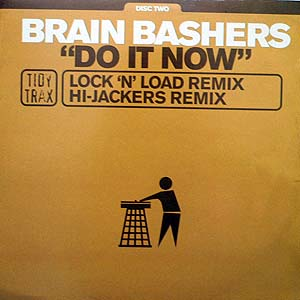 商品詳細 : 【USED】BRAIN BASHERS (12) DO IT NOW