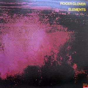 商品詳細 : 【USED・中古】ROGER GLOVER(LP) ELEMENTS