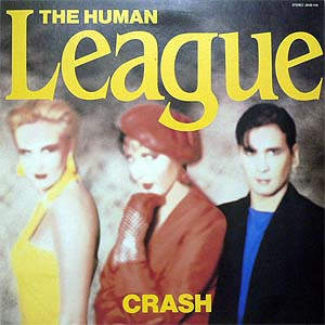 商品詳細 : 【USED】HUMAN LEAGUE (LP) CRASH