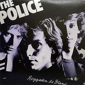 商品詳細 : 【USED・中古】 THE POLICE (LP) REGATTA DE BLANC -白いレガッタ-