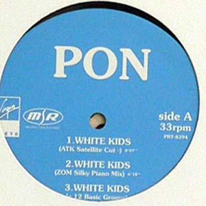商品詳細 : 【USED・中古】PON (12) WHITE KIDS