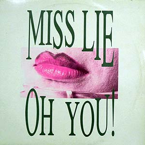 商品詳細 : 【USED・中古】MISS LIE/ALPHA BETA (12) OH YOU!/SATISFACTION