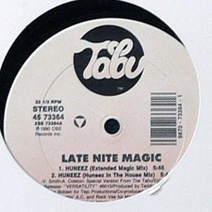 商品詳細 : 【USED・中古】LATE NITE MAGIC (12) HUNEEZ