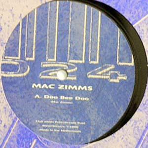 商品詳細 : 【USED・中古】MAC ZIMMS (12) DOO BEE DOO
