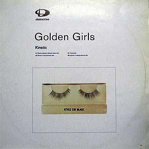 商品詳細 : 【USED】GOLDEN GIRLS(12)KINETIC '2001
