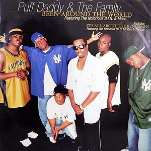 商品詳細 : 【USED】PUFF DADDY & THE FAMILY (12) BEEN AROUND THE WORLD