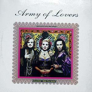 商品詳細 : 【USED・中古】Army Of Lovers(LP)Crucified / Ride The Bullet