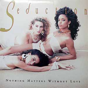 商品詳細 : 【USED RECORD 50%OFF SALE!】【USED】SEDUCTION (LP) NOTHING MATTERS WITHOUT LOVE
