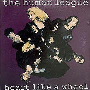 商品詳細 : 【USED・中古】THE HUMAN LEAGUE (12) HEART LIKE A WHEEL