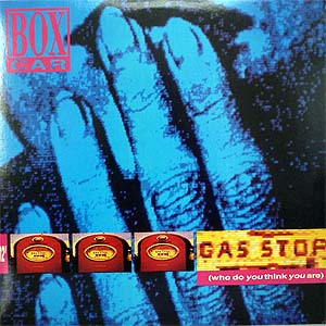 商品詳細 : 【USED・中古】BOXCAR(12)GAS STOP(WHO DO YOU THINK YOU ARE)