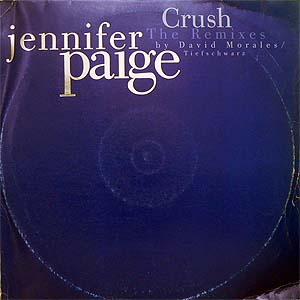 商品詳細 : 【USED】JENNIFER PAGE(12×2)CRUSH REMIX
