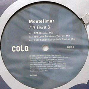 商品詳細 : 【USED】MONTELIMAR(12)I'LL TAKE U