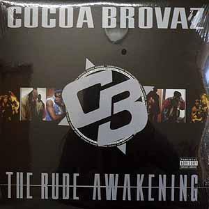 商品詳細 : COCOA BROVAZ(2LP) THE RUDE AWAKENING