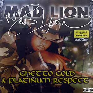 商品詳細 : MAD LION(2LP) GHETTO GOLD&PLATINUM RESPECT