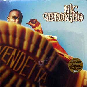 商品詳細 : MIC GERONIMO(LP) VENDETTA