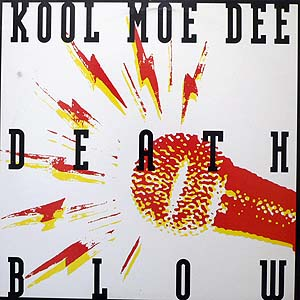 商品詳細 : 【USED RECORD 50%OFF SALE!】【USED・中古】 KOOL MOE DEE(12) DEATH BLOW