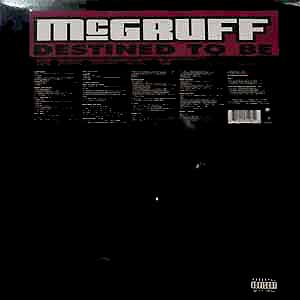商品詳細 : 【USED RECORD 50%OFF SALE!】MCGRUFF(2LP) DESTINED TO BE