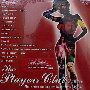 商品詳細 : O.S.T.(2LP) THE PLAYERS CLUB