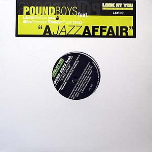商品詳細 : POUND BOYS(12) A JAZZ AFFAIR