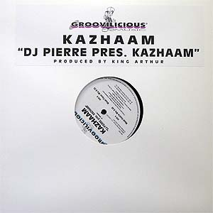 商品詳細 : DJ Pierre (12) Kazhaam
