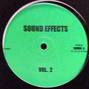 商品詳細 : V.A.(LP) SOUND EFEECTS VOL.2
