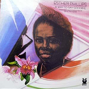商品詳細 : ESTHER PHILLIPS(LP)A WAY YO SAY GOODBYE