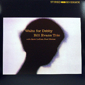 BILL EVANS TRIO(LP) WALTZ FOR DEBBY