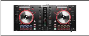 Mixtrack Pro 3 セット