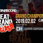 BEAT GRAND PRIX CLASH 2019の動画が公開!