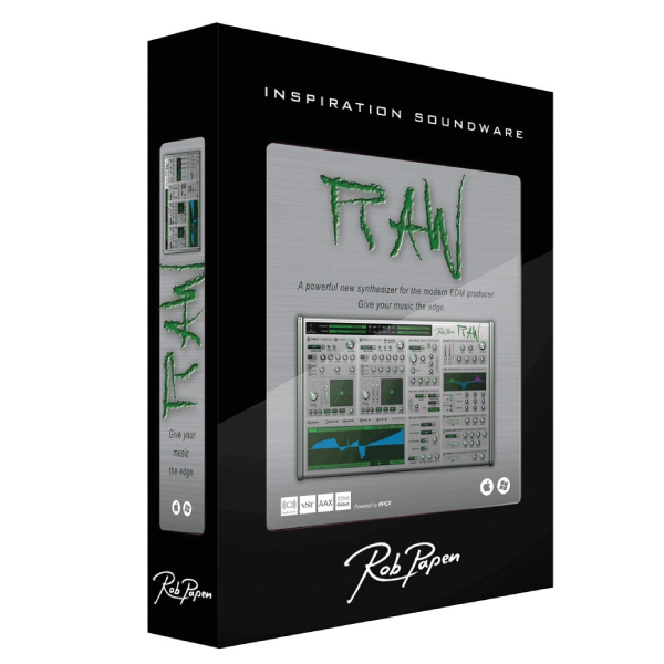 Rob Papen/RAW
