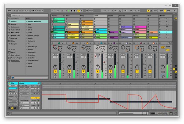 Ableton Live9新機能